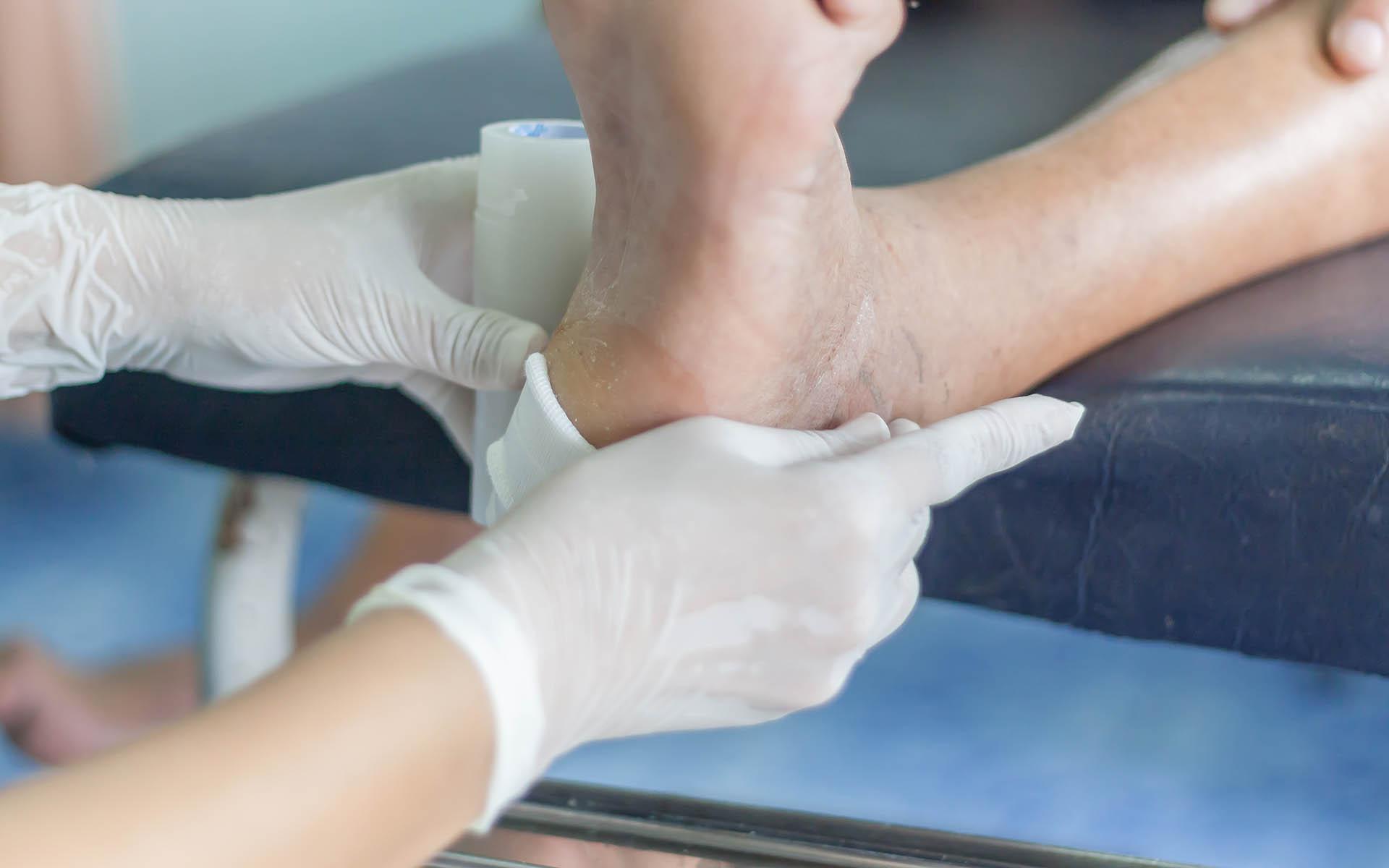Podotherapie en Pedicure
